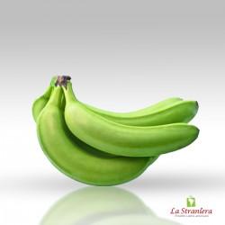 Banana Verdi, Platano Guineo Verde  1k
