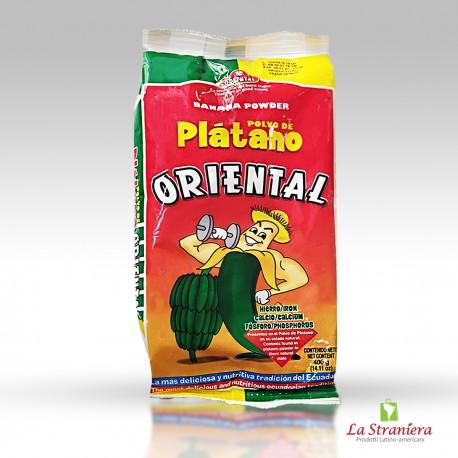 Farina di Banana, Polvo de Platano, Oriental
