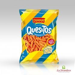Snack de Queso, Quesitos Diana 131G.