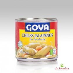 Peperoncino, Chiles Jalapeños en Escabeche 312G.