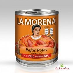 Fessure Rosse, Rajas Rojas La Morena 210G.