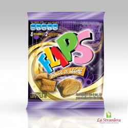 Cereale gusto a dolce di latte, Flips 120G.