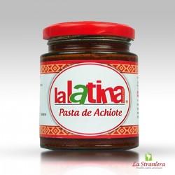 Passata di Achiote  (Pasta de Achiote), La Latina 225G.