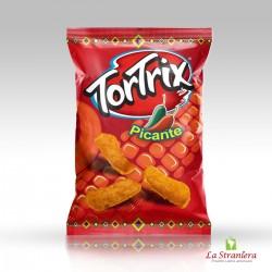 Snack di Mais Piccante, Tortrix Picante180G