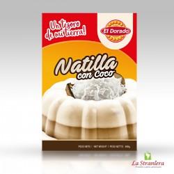 Mistura di Natilla con gusto a Cocco 400G, El Dorado