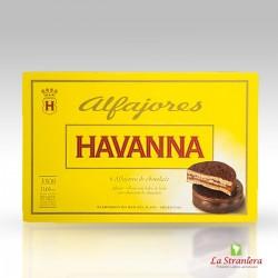 Dolce di Cioccolato, Alfajores de Chocolate, Havanna