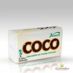 Sapone di Cocco, Jabon de Coco, Varela 200G.