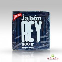 Sapone Rey, Jabon Azul Rey, Dersa 300G.