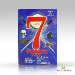 Sapone 7 Poderes, Jabon Esoterico