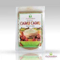 Farina di Camu Camu, Harina de Camu Cam, La Straniera 110GR.