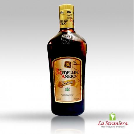 Rum invecchiato, Ron Medellin Añejo (Solo a Torino(TO)) 1L