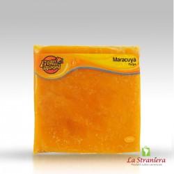Polpa surgelata di Frutto della Passione (Maracuya) senza semi, Frutti Mania 250GR (Solo Torino(TO))