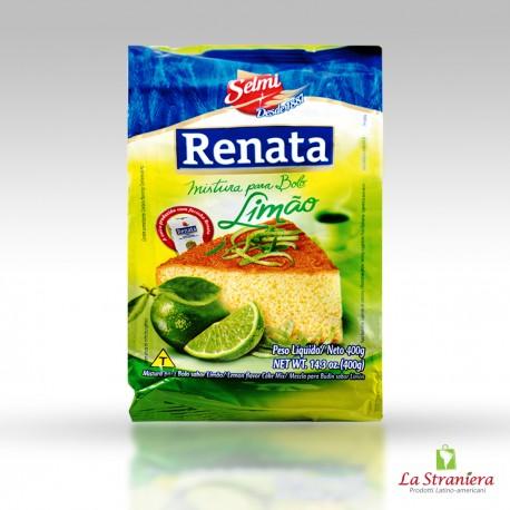 Mistura per Bolo di Limone, Renata
