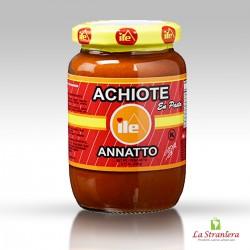 Passata di Achiote (Pasta de Achiote) Annatto Ile