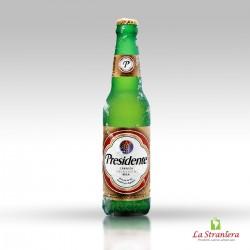 Birra Presidente (Cerveza Dominicana)