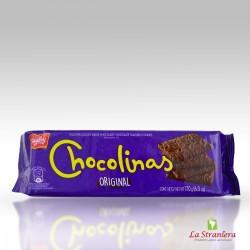 Biscotti di Cioccolato, Galletas Chocolinas, Chocolate Cookies