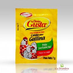 Condimento, Caldo di Gallina in polvere, Doña Gusta