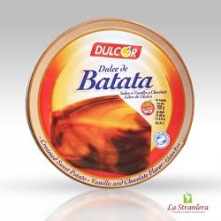Patata Dolce, Sapore a Vaniglia e Cioccolato , Dulce de Batata, Creamed Sweet Potato, 700G.