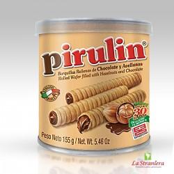 Pirulin Wafer Ripieni di Cioccolato e Avellanas