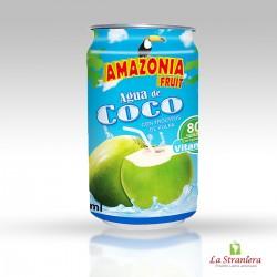 Acqua di Cocco Amazonia Fruit con pezzi di frutta Coco