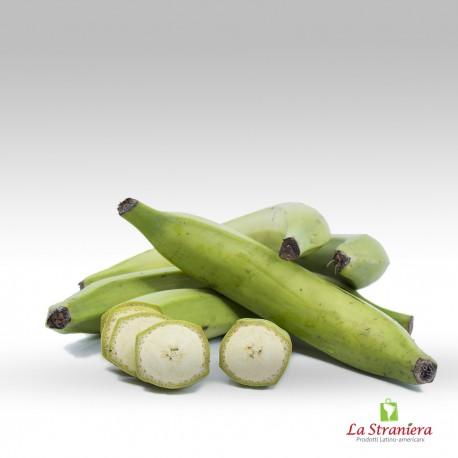 Banana Verde per Friggere, Platano Verde para freir