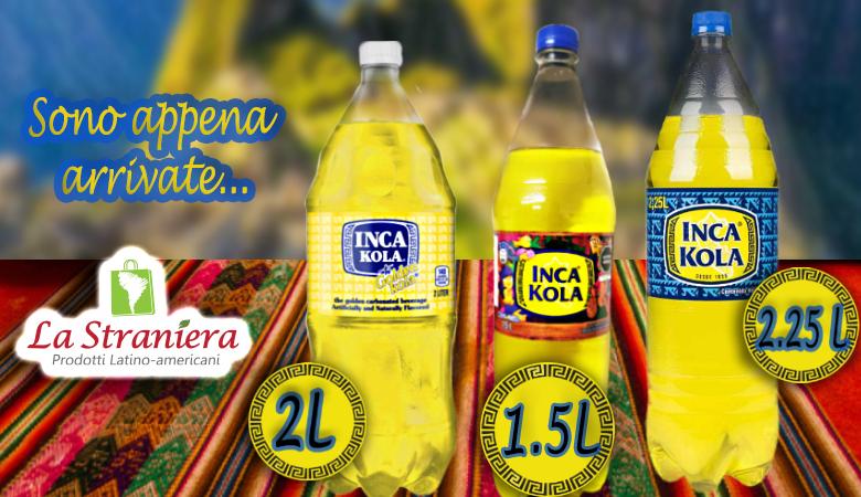 Inca Kola Original
